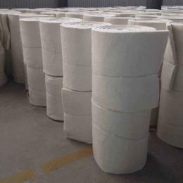 硅酸铝针刺毯耐火型产品实现永久不燃