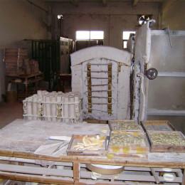 硅酸铝板运用在窑炉内壁隔热保温