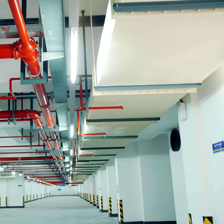 硅酸铝管运用于地下车库管道的保温